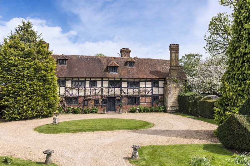 7 Bedrooms House for sale in Furners Lane, Woodmancote, Henfield, West Sussex, BN5