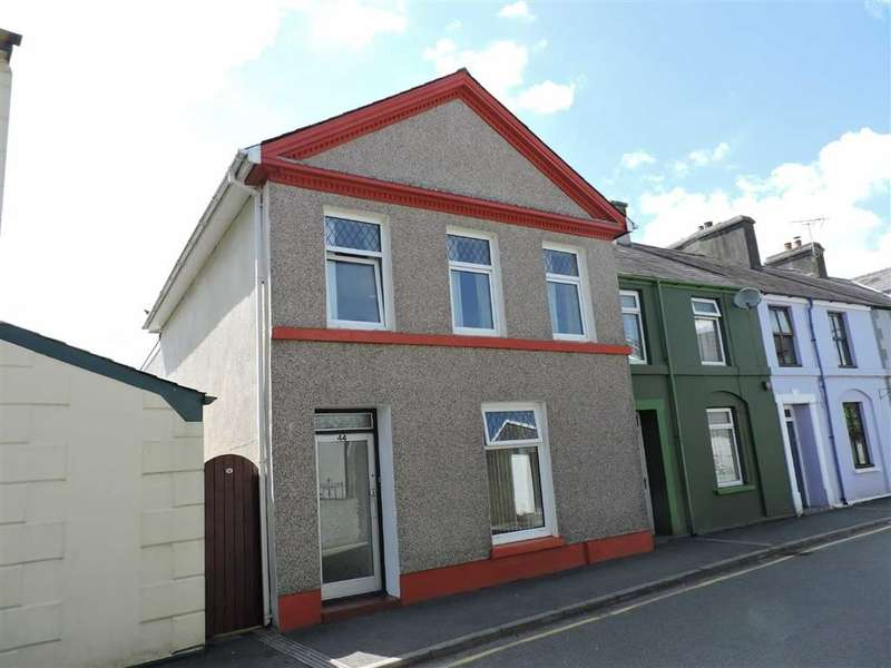4 Bedrooms Property for sale in Stone Street, Llandovery