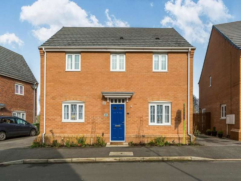 3 Bedrooms Detached House for sale in The Locks, Woodlesford, Leeds, LS26
