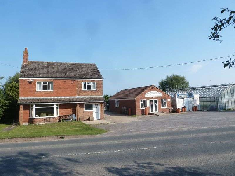 3 Bedrooms Detached House for sale in Main Road, Wrangle, Near Boston