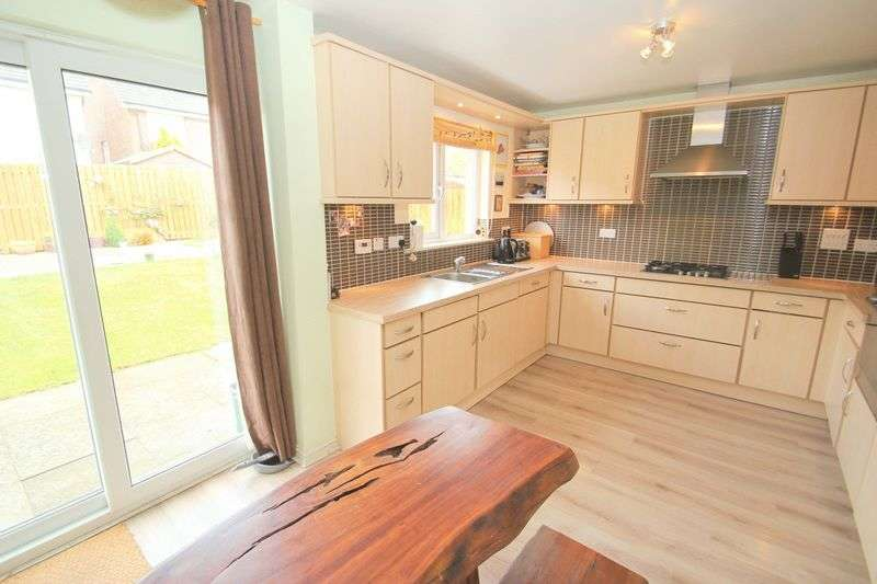 4 Bedrooms Detached House for sale in Elpin, Alloa