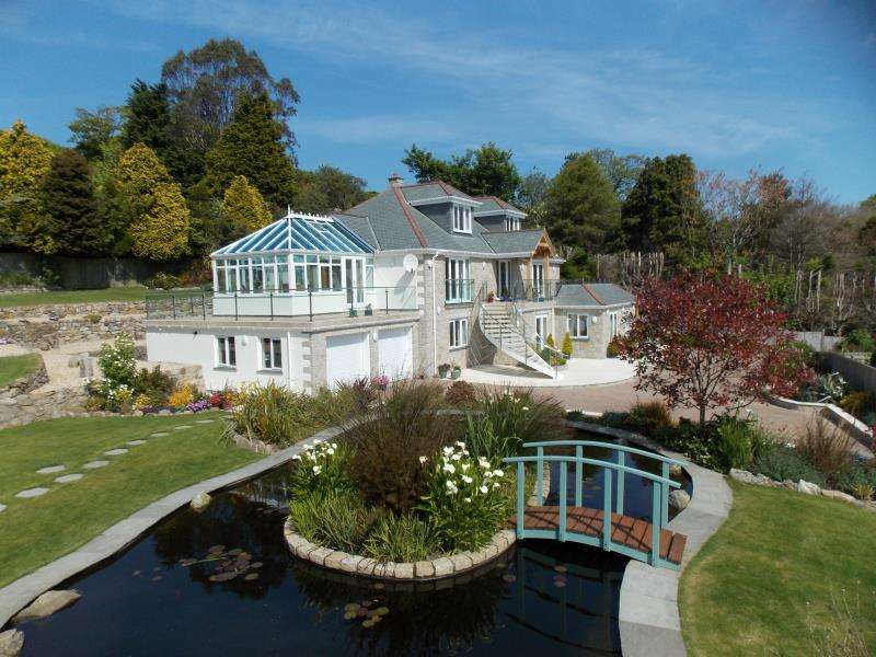 6 Bedrooms Detached House for sale in Hain Walk, St Ives, Cornwall