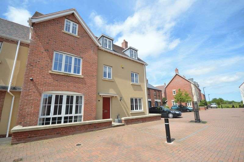 5 Bedrooms Detached House for sale in Yewtree Moor, Lawley Village, Telford