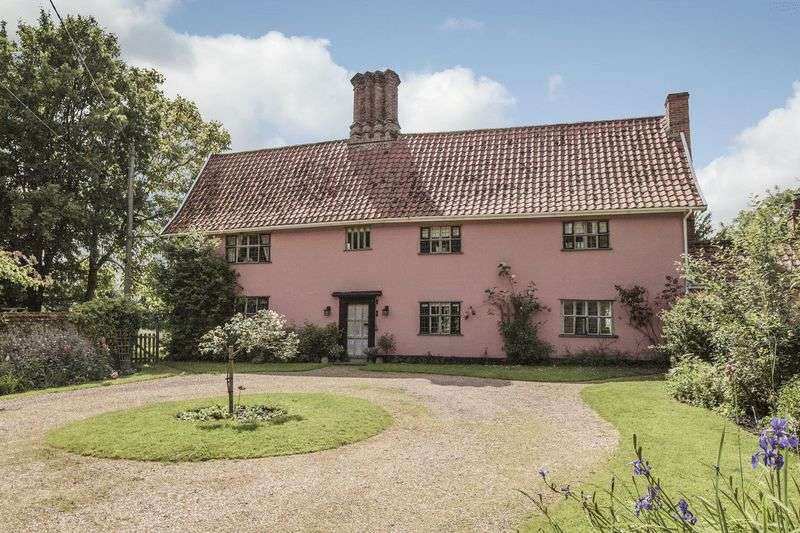 5 Bedrooms Detached House for sale in Great Green, Thrandeston