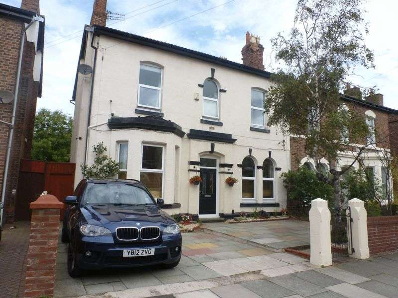 5 Bedrooms Semi Detached House for sale in Cavendish Road, Liverpool