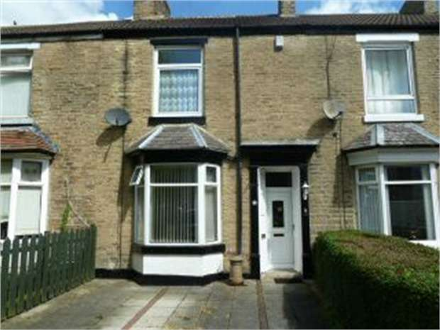 3 Bedrooms Terraced House for sale in Wesley Crescent, Shildon, Durham