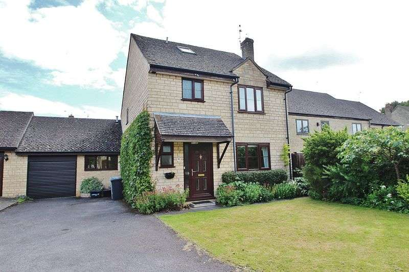 4 Bedrooms Detached House for sale in NEWLAND MILL, Witney OX28 3SZ
