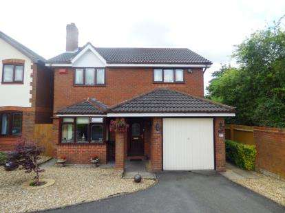 4 Bedrooms Detached House for sale in Abbey Road, Glascote, Tamworth, Staffordshire
