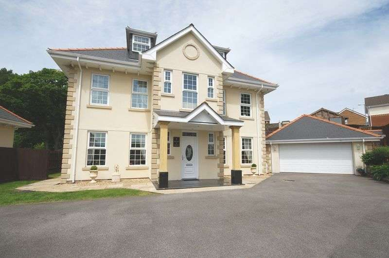 4 Bedrooms Detached House for sale in 1 Nant Y Glyn, Cilfrew, Neath, SA10 8LS