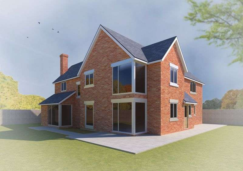 5 Bedrooms Detached House for sale in Wrexham Road, Malpas