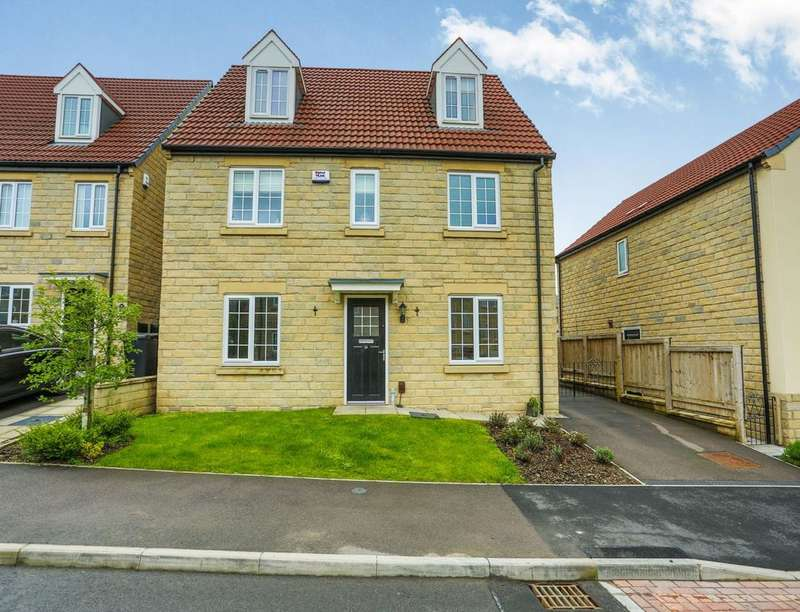 5 Bedrooms Detached House for sale in Knitters Road, South Normanton, Alfreton, DE55