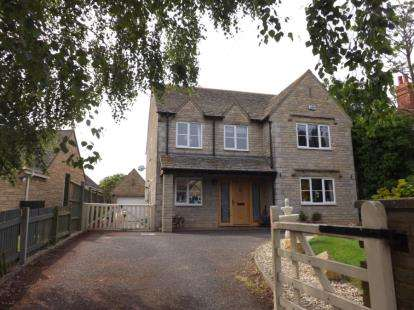 4 Bedrooms Detached House for sale in Willow Bank Road, Alderton, Tewkesbury, Gloucestershire