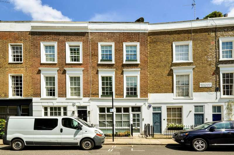 3 Bedrooms House for sale in Princedale Road, Holland Park, W11