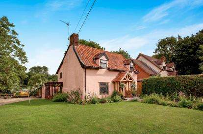 3 Bedrooms Detached House for sale in Otley, Ipswich, Suffolk