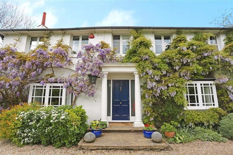 6 Bedrooms Detached House for sale in London Road, Hassocks, West Sussex, BN6