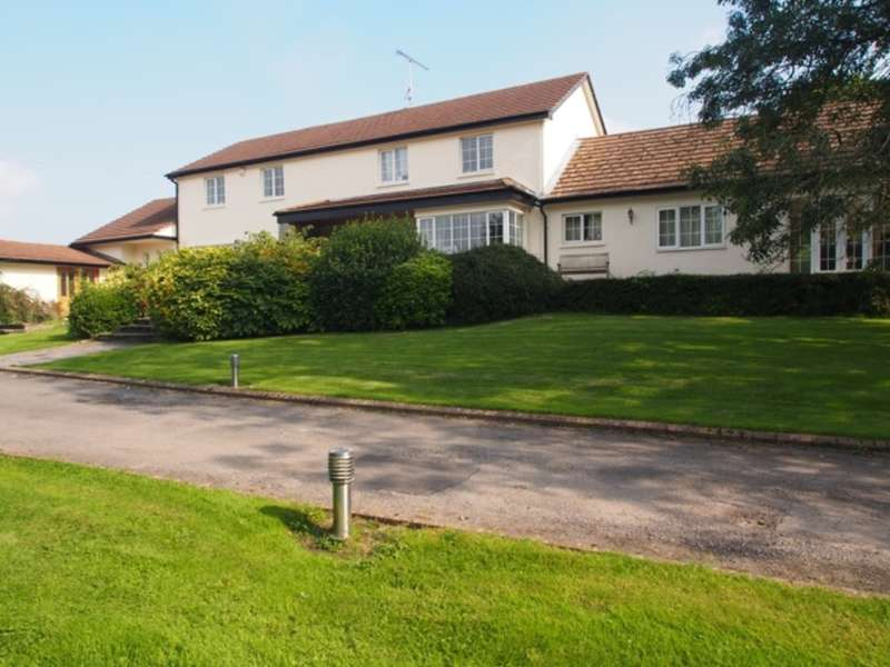 5 Bedrooms Detached House for sale in Greendown, Bonvilston, Cardiff, Cardiff, CF5