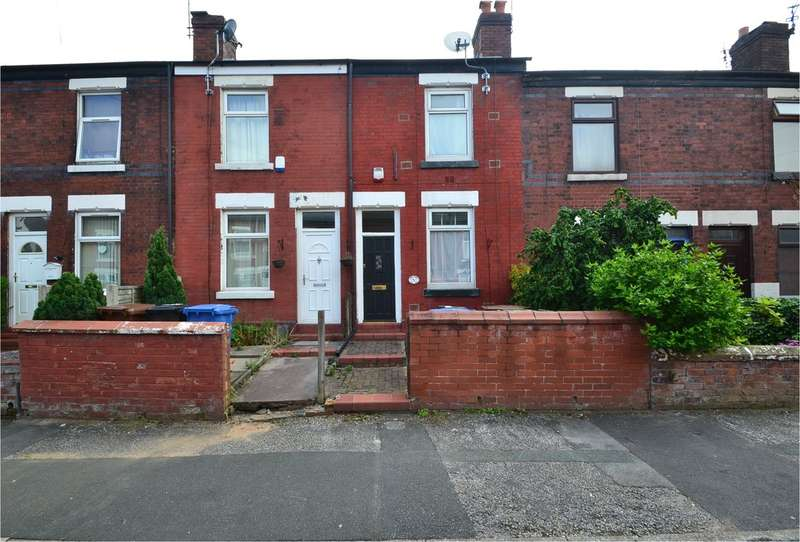 2 Bedrooms Terraced House for sale in Lloyd Street, Heaton Norris, Stockport SK4 1NE