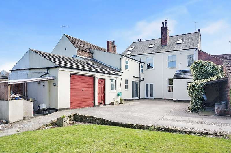 6 Bedrooms Terraced House for sale in Main Street, Ulleskelf, Tadcaster, LS24 9DU