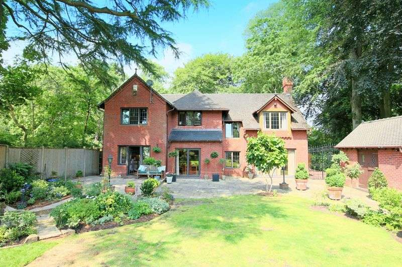 5 Bedrooms Detached House for sale in Church Road, Alsager