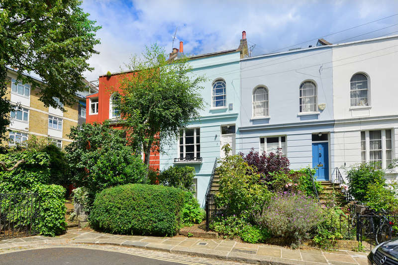4 Bedrooms Terraced House for sale in St Anns Gardens, NW5 4ER