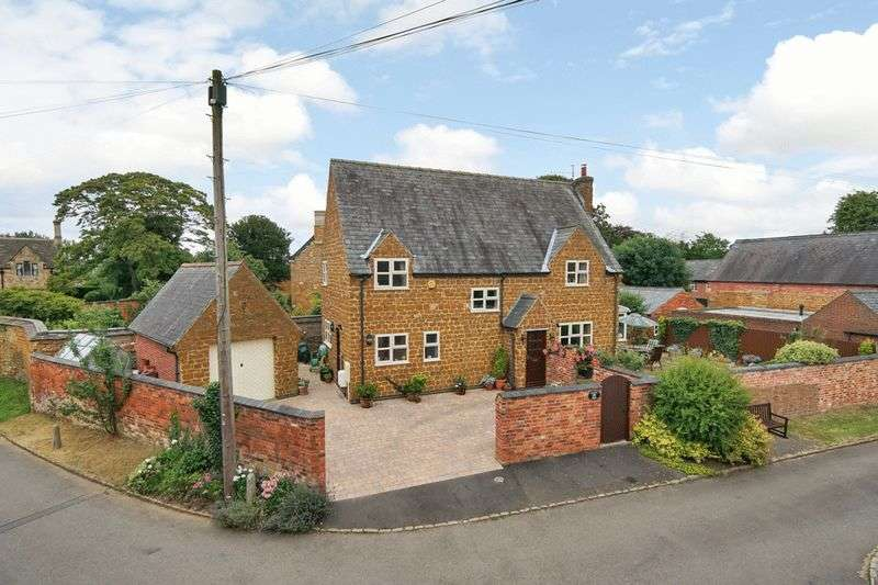 4 Bedrooms Detached House for sale in Ashley, Market Harborough