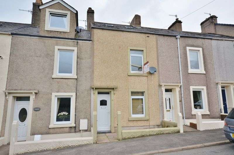 3 Bedrooms Terraced House for sale in Trumpet Terrace, Cleator