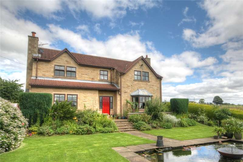 6 Bedrooms Detached House for sale in South View, Fir Tree, County Durham, DL15