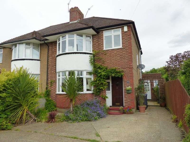 3 Bedrooms Semi Detached House for sale in Cressex Road, High Wycombe.