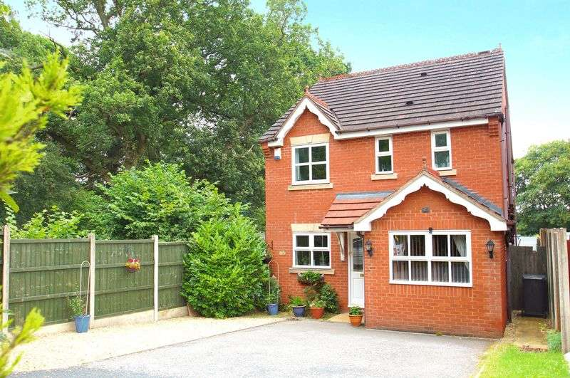 3 Bedrooms Detached House for sale in Atworth Close, Wirehill, Redditch, Worcestershire