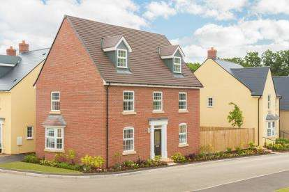 5 Bedrooms Detached House for sale in Pinn Hill, Pinhoe, Exeter