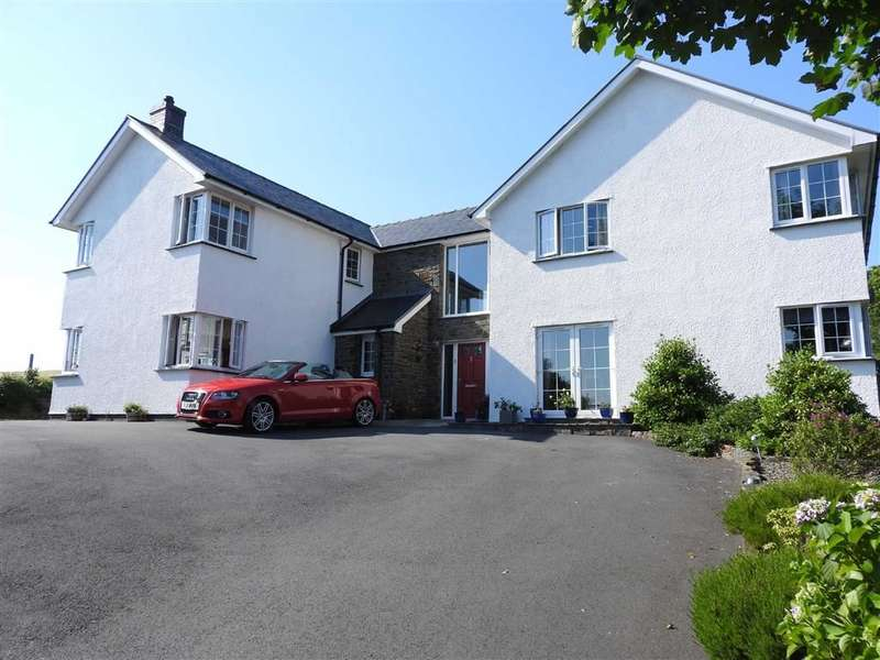 4 Bedrooms Property for sale in Aberystwyth, Capel Seion