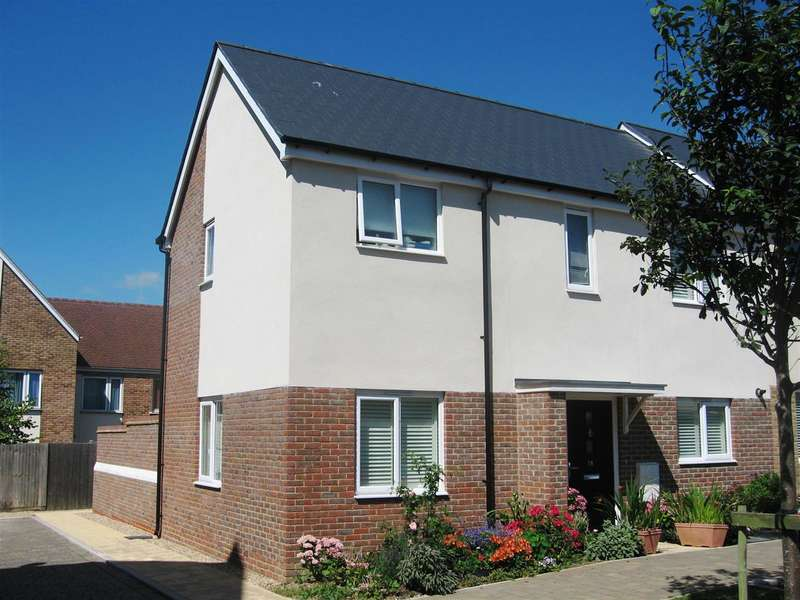 3 Bedrooms House for sale in Rainbow Square, Shoreham-By-Sea
