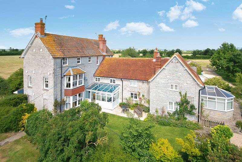 7 Bedrooms Property for sale in Hornblotton - Between Castle Cary, Glastonbury and Shepton Mallet