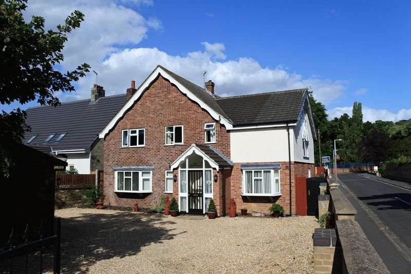 4 Bedrooms Detached House for sale in Harrowby Road, Grantham