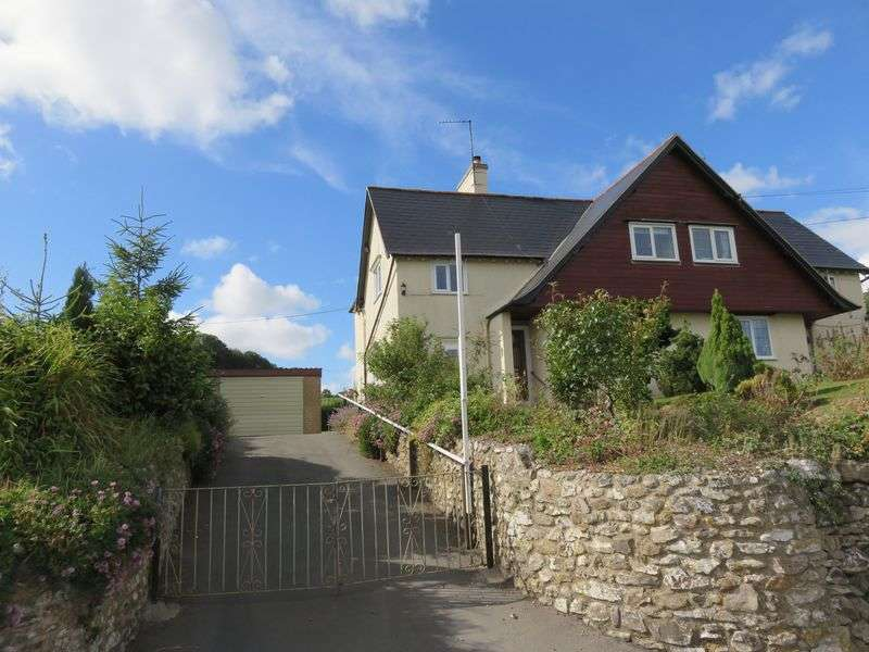 3 Bedrooms Semi Detached House for sale in Park Lane, Wayford, Crewkerne