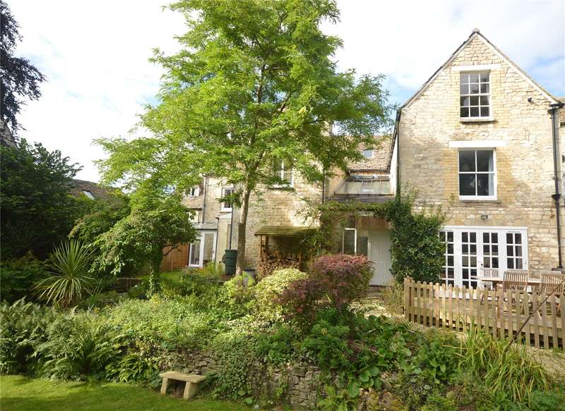 6 Bedrooms Semi Detached House for sale in Spring Hill, Nailsworth, Stroud, Gloucestershire, GL6