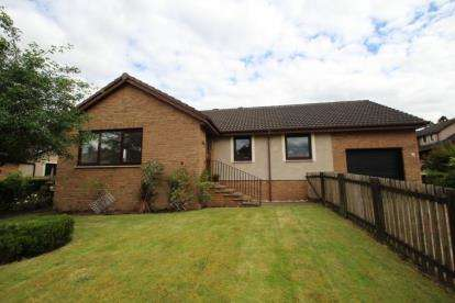 3 Bedrooms Bungalow for sale in Fordyce Way, Auchterarder