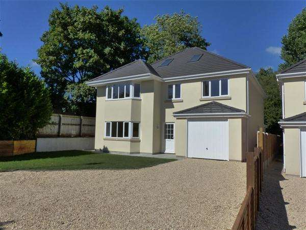 5 Bedrooms Detached House for sale in Magor Road, Langstone, Newport