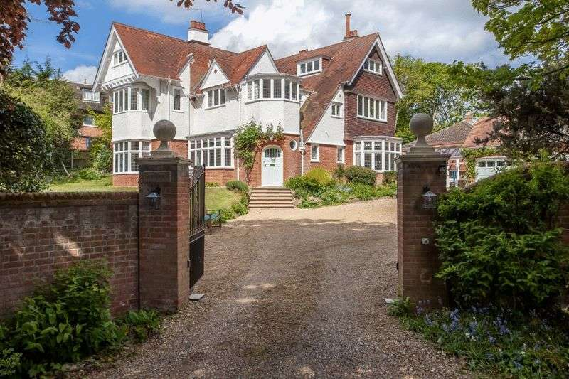 7 Bedrooms Detached House for sale in Barber Place, Thorpe St Andrew, Norwich