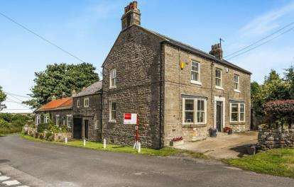 3 Bedrooms Detached House for sale in Dalton, Richmond, North Yorkshire