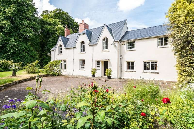 6 Bedrooms Detached House for sale in St Brides Super Ely, Vale Of Glamorgan, CF5 6EY