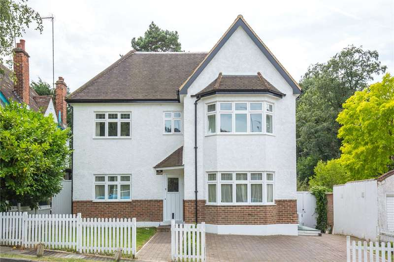 7 Bedrooms Detached House for sale in Village Road, Finchley, London, N3