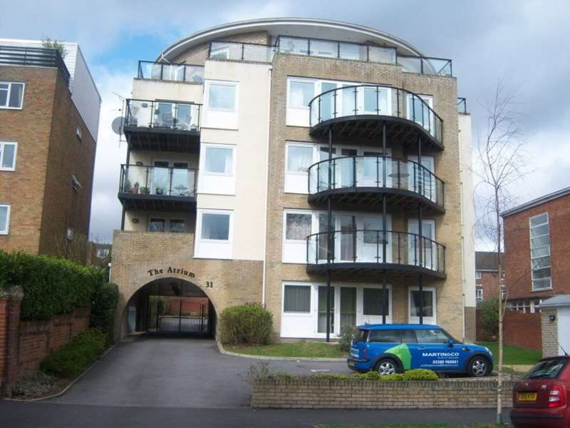 2 Bedrooms Apartment Flat for sale in Portswood, Southampton
