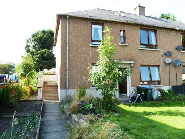 3 Bedrooms Flat for sale in Headrig, Jedburgh, Scottish Borders