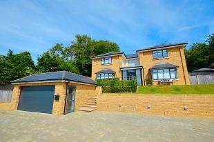 4 Bedrooms Detached House for sale in Park Road, Temple Ewell, Dover, Kent