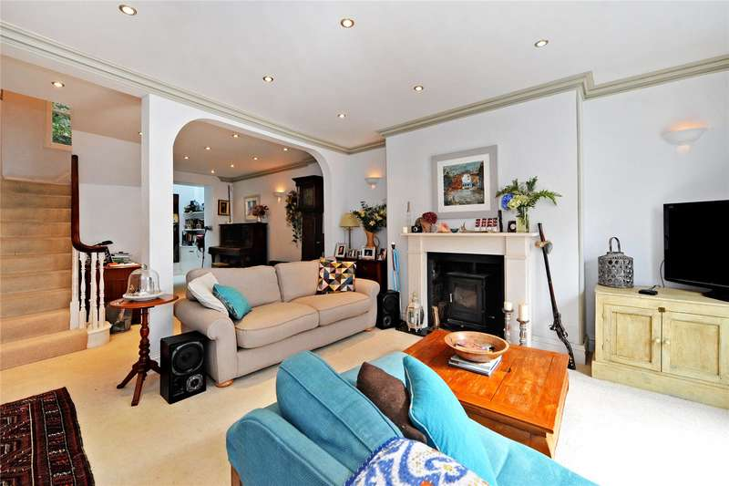 3 Bedrooms Terraced House for sale in Princess Victoria Street, Clifton, Bristol, BS8
