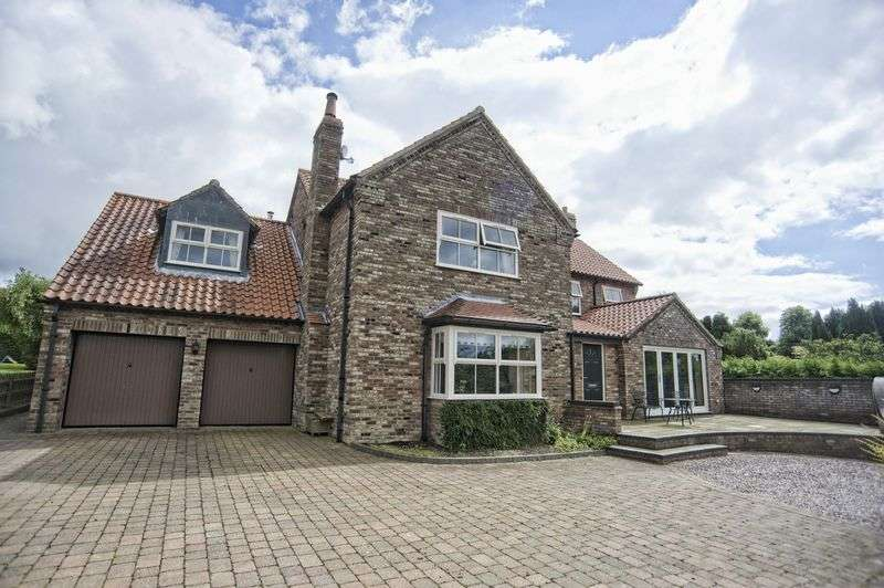 5 Bedrooms Detached House for sale in Main Road, Benniworth, Market Rasen, LN8