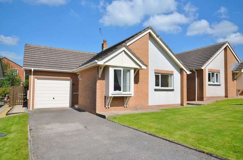 2 Bedrooms Detached Bungalow for sale in Swinside Close, Cockermouth