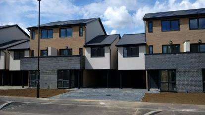 4 Bedrooms Semi Detached House for sale in Tollgate Mews, Broughton Grounds Lane, Brooklands, Milton Keynes