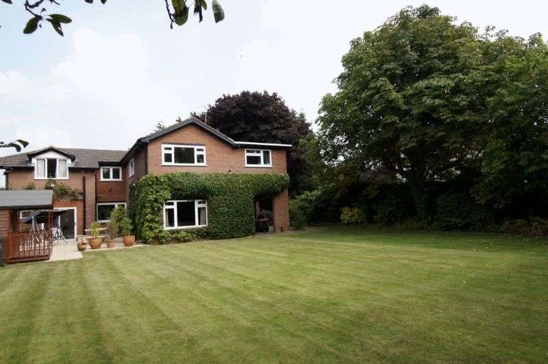 6 Bedrooms Detached House for sale in Wynnstay Lane, Wrexham